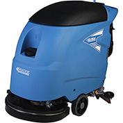 "Global Industrial™ Electric Auto Floor Scrubber 18"" Cleaning Path - Corded"