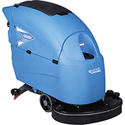 "Global Industrial™ Auto Floor Scrubber 26"" Cleaning Path, Two 115 Amp Batteries"