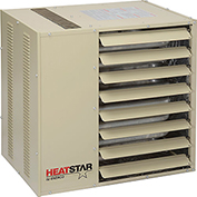 Heatstar HSU125NG - Natural Gas Unit Heater - 125000 BTU, 120V with Propane Gas Conversion Kit