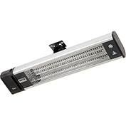 HeTR H1019UPS Electric Infrared Radiant Patio Heater - Ceiling or Wall Mounted - 1500 Watts
