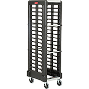 Rubbermaid® 3317 Max Systems™ Rack-Black