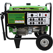 Lifan Power ES5700E, 5000 Watt, Energy Storm Portable Generator, Gasoline, Electric/Recoil Start