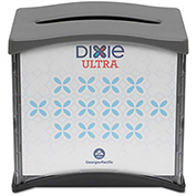 Dixie Ultra® Napkin Dispenser 5-9/10x7-12/25x6-16/25 Blue/Gray/Black
