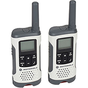 Motorola Talkabout® T280 Emergency Preparedness Two-Way Radio, 2 Pack, White