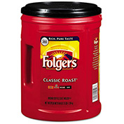 Folger's® Coffee FOL0529C-Classic Roast, 48 oz can