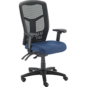 Mesh Task Chair - Fabric - Navy