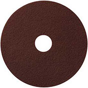 """18"""" Maroon EcoPrep """"EPP"""" Chemical Free Stripping Pad - 10 Per Case"""