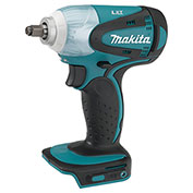 "Makita XWT06Z 18V LXT Lithium-Ion 3/8"" Cordless Impact Wrench (Tool-Only)"