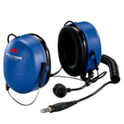 3M™ MT7H79B-FM-50 Peltor™ FM Approved Headset With Neckband