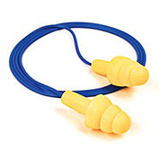 3M™ E-A-R Ultrafit Corded Earplugs, 340-4004, 100 Pair/Box