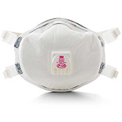 3M™ Particulate Respirator 8293, P100 with Cool Flow™ Valve, 20/Case