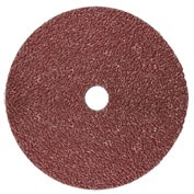 "3M™ Fiber Disc 982C 5"" x 7/8"" Precision Shaped Ceramic Grain 36+ Grit  - Pkg Qty 25"