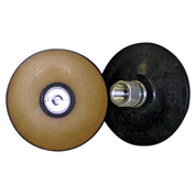 "3M™ Roloc™ Disc Pad TR 28714, Extra Hard 4"" 5/8 -11 Internal - Pkg Qty 5"