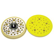 "3M™ Clean Sanding Low Profile Finishing Disc Pad 20290, 5"" x 11/16"" 5/16-24 External 44 Holes - Pkg Qty 10"
