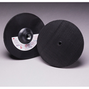 "3M™ Disc Pad Holder 916, 6"" x 1/8"" x 3/8"" 5/8-11 Internal"