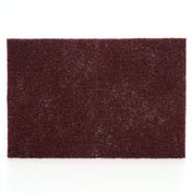 "3M™ Scotch-Brite™ Production Hand Pad 8447 6"" x 9"" Aluminum Oxide VFN Grit 60 Pk"