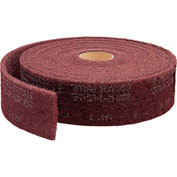 """3M™ Scotch-Brite™ Clean and Finish Roll 2"""" x 10 YDS Aluminum Oxide VFN Grit"""