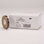 "3M Adhesive Transfer Tape 976 1/4"" x 36 Yds 2 Mil Clear - Pkg Qty 72"