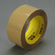 3M Carton Sealing Tape 355 48mm x 50m 3.5 Mil Tan - Pkg Qty 36