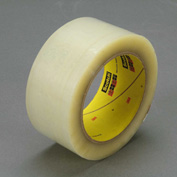 3M Carton Sealing Tape 355 72mm x 50m 3.5 Mil Clear - Pkg Qty 24