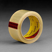 "3M™ Scotch® 3743 High Tack Carton Sealing Tape 3"" x 55 Yds. 1.6 Mil Clear - Pkg Qty 24"