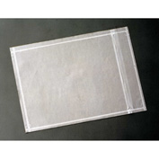 "3M Non-Printed Resealable Packing List Envelope PLE-NPZL 8-1/2"" x 11-1/2"" 5 Mil Clear"