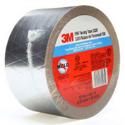 "3M™ FSK Facing Tape 3320 Silver, 2-13/16"" x 150', 6.7 Mil - Pkg Qty 16"