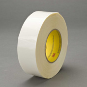 3M Double Coated Tape 9741 12mm x 55m 6.5 Mil Clear - Pkg Qty 96