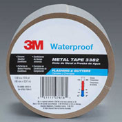 "3M™ Roof and Gutter Repair Tape 3382 Silver, 1-7/8"" x 33', 4.2 Mil - Pkg Qty 12"
