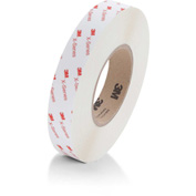 """3M High-Tack Double Coated Tape XT6110 1-1/2"""" x 36 Yds 4 Mil Clear - Pkg Qty 24"""