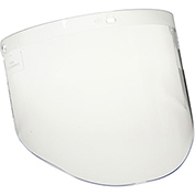 3M™ Polycarbonate Faceshield, WP96, Clear, 10/Box