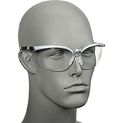 3M™ BX™ Reader Protective Eyewear, Clear Lens, Silver Frame, 1.5 Diopter