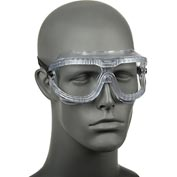 3M™ Splash Gogglegear™ Safety Goggles W/Adjustable Headband, Clear