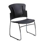 ReFlex Chair - Black (Priced 4 per Carton)