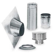 "AmeriVent 3""Dia. Gas Vent Kit"