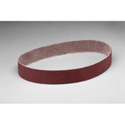 "3M™ Cloth Belt 341D 2"" x 60"" 80 Grit Aluminum Oxide - Pkg Qty 25"