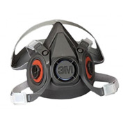 3M™ 6000 Series Half Facepiece Respirators, 6100