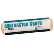 Contractor Knit Roller Cover - Semi-Smooth 1/2 In. Nap - 508470900 - Pkg Qty 72