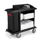 Rubbermaid® Classic Compact Housekeeping Cart 6190