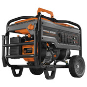 Generac 6824, XC6500, Industrial Portable Generator, 6500W, Gasoline, Recoil Start, EPA/CSA/CARB