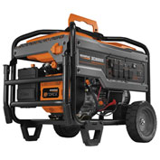 Generac 6827,XC8000E,Industrial Portable Generator,8000W,Gasoline,Electric/Recoil Start,EPA/CSA/CARB
