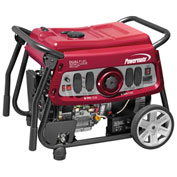 Powermate 6958,DF7500E,Dual Fuel Portable Generator,7500/6750W,Gas/LP,Electric/Recoil Start,EPA/CSA