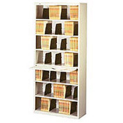 Slide Out Shelf For Document Filing System, Putty