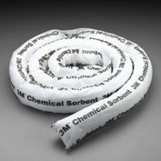 "3M™ P-212 Chemical Sorbent Mini-Boom, 3"" Diameter x 12', 4 Booms/Case"