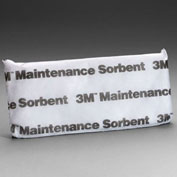 "3M™ M-PL715 Maintenance Sorbent Pillow, 7"" x 15"", 16 Pillows/Case"