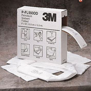 "3M™ P-FL550DD Petroleum Sorbent Folded, High Capacity, 5"" x 50', 3 Dispenser Boxes/Case"