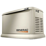 Generac 7041,18/20kW,120/240 1-Phase,Air Cooled Synergy Generator,NG/LP,Alum. Encl.,200A SE Switch