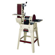"JET 708599K Model JSG-6DCK 6"" x 48"" Belt / 12"" Disc Sander W/  Open Stand"