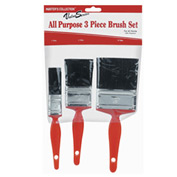 "Value Series Poly 2"" Trim Paint Brush - 99031720 - Pkg Qty 12"