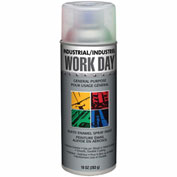 Krylon Industrial Work Day Clear Gloss Topcoat - A04414007 - Pkg Qty 12